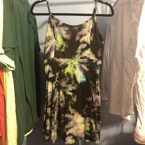 American Eagle Flowy Dress